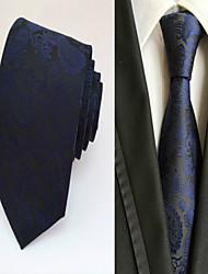 Corbata ( Azul Oscuro , Poliéster )- Diseño