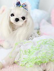 Dog Coat Blue / White / Pink Dog Clothes Summer Fashion