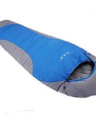 Спальный мешок Кокон Односпальный комплект (Ш 150 x Д 200 см) -15℃ Утиный пух 1500g 215X80 Походы Сохраняет тепло Gazelle Outdoors