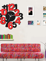 Modern Creative Fashion Mute Wall Clock