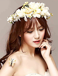 Romantic Wedding / Special Occasion/Honeymoom Outdoor Flowers / Garland /Headpiece