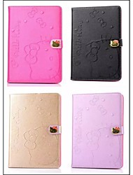 Hello Kitty Magnetic Flap PU Leather Case with Stand for iPad Air 5