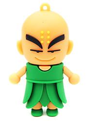 ZPK28 64GB Dragon Ball Krillin Cartoon USB 2.0 Flash Memory Drive U Stick