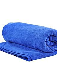 ziqiao de limpieza de coches de microfibra herramientas de productos de toallas de tela de lavado de polvo (160 * 60cm)