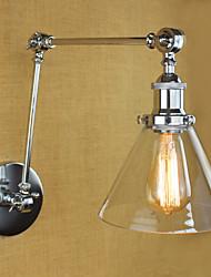 AC 100-240 40 E26/E27 Рустикальный Прочее Особенность for Лампа входит в комплект,Рассеянный Светильнике на шарнире настенный светильник