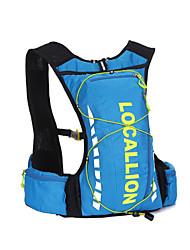 15 L sac à dos Sport de détente Extérieur Résistant à l'humidité Vestimentaire Bleu Oxford FuLang