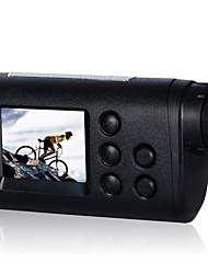 ordro®sp10 portatile azione dv / telecamera, multi-funzioni, grandangolare 120 gradi, mini-acqua dv prova