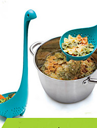 Nessie Ladle Soup Ladle Loch Ness Monster BPA Free Disher Safe 100% Stands Upright Cookware