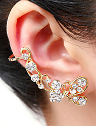 Boucle - en Alliage / Zircon Cubique - Mignon / Soirée - Boucle d'oreille Ear Cuff