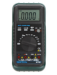 Mastech MY68 4000 Word - Digital Million Meter - Capacitance Test - Frequency Test - Wan