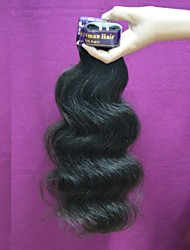 7a peruvian virgin hair body wave 400g lot indian remy hair extensions weaves natural color can chagne colors