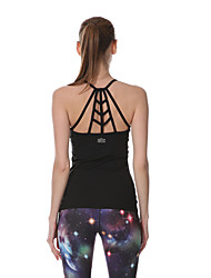 Yokaland Slim Fit Unique Back Strap Design Yoga & Fitness Tank