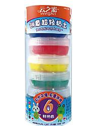cilindro de barro de embalagem para as crianças (mais de 3 anos de idade)