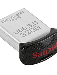 Original SanDisk 32GB CZ43 Ultra Fit Series USB 3.0 Flash Pen Drive (SDCZ43-032G-G46) 130MB/s