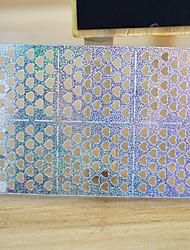 Dedo / Dedo del Pie - Abstracto / Encantador - Calcomanías de Uñas 3D - Otros - 5 sheets - 13*7.5 - ( cm )