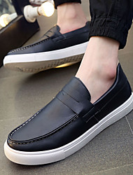 Men's Shoes Casual  Loafers Black / Blue / White