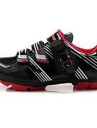 Z.SUO Men's Cycling Sneakers Spring / Summer / Autumn / Winter Anti-Slip / Damping Shoes Green / Black