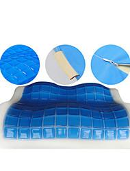 100%Memory Foam Summer Cool Chair Cushion Size 41x30x9cm Mesh Cold Gel Wave Cushion Healthy Comfortable High Quailty