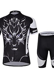 Breathable Bike Clothing Bicycle Wear Riding Short Sleeve Team Cycling Uniforms Shorts Cycling Jerseys