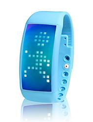 Bracciale smart / Localizzatore di attività / Smart watchCalorie bruciate / Registro delle attività / Timer / Contapassi / Touch Screen /