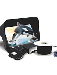 Visible Video Fish Finder Underwater Video Fishing Camera IR Night Vision with 30m Cable