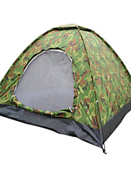 LANGYA Breathability / Anti-Insect Nylon / Oxford One Room Tent Camouflage