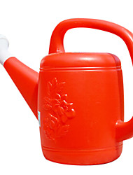 Red Watering Pot  Gardening Tools