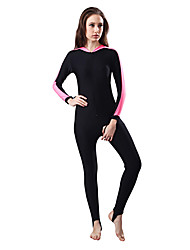 Anti-Eradiation Diving Suits&Dive Skins Chinlon Material for Women