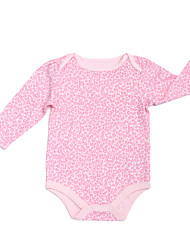 Girl's Pink Clothing Set , Dot Cotton Summer