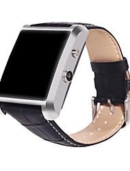 """1.54 """"dm360 умные часы, Bluetooth 4.0 / деятельность трекера / найти мое устройство / громкой связи для андроид и Ios телефонов"""