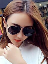 Sunglasses Unisex's Elegant / Fashion Round Silver Sunglasses / Sports Full-Rim