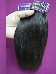 unprocessed 7a peruvian virgin hair straight mixed length 500g 10bundles lot real original peruvian human hair color1b