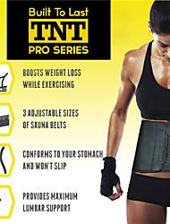 Lendengürtel Sport unterstützen Einstellbar Fitness Schwarz