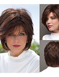 free style Short Straight Synthetic Wigs for Women sw0008A