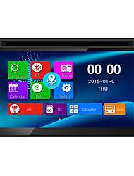 "6.2"" 2Din TFT Touch Screen In-Dash Car DVD Player with GPS,Bluetooth"
