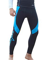 Men's Dive Skins Wetsuit Pants Drysuits Ultraviolet Resistant Compression Elastane Tactel Diving Suit Swimwear Diving Suits Pants /
