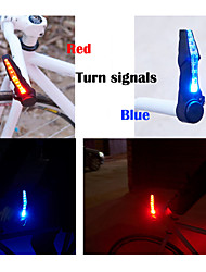 Safety Lights LED - Cycling Waterproof / Easy Carrying LR44 15 Lumens Battery Cycling/Bike