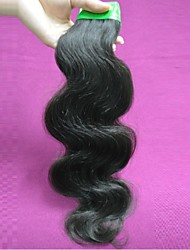 new 7a quality indian virgin hair body wave indian remy human hair mixed length 300g lot natural color