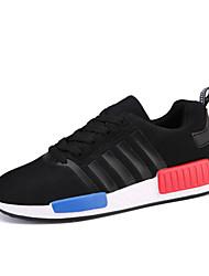 Unisexe-Extérieure Bureau & Travail DécontractéPlateforme-Creepers Semelles Légères couple Chaussures-Chaussures d'Athlétisme-Tulle