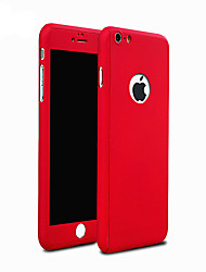 Para iPhone 8 iPhone 8 Plus Funda iPhone 5 Carcasa Funda Antigolpes Cubierta Trasera Funda Armadura Dura Policarbonato para iPhone 8 Plus