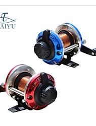 Carretes para pesca spinning 5.1:1 1 Rodamientos de bolas -ManosPesca de Mar / Pesca de agua dulce / Pesca de pez carpa / Pesca de Cebo /
