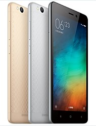 "Xiaomi® Redmi 3 5.0 "" Android 5.1 4G Smartphone (Dual SIM Octa Core 13 MP 2GB + 16 GB Grey / Gold / Silver)"