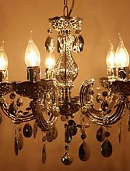 Lustres - Acrílico - Cristal - Sala de Estar/Quarto/Sala de Jantar/Cozinha