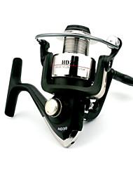 5BB Spinning Reels Gear Ratio 5.2:1 Spinning Fishing Reel PHD30 Random Colors