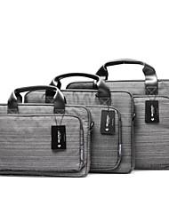 многофункциональный бизнесмен ноутбук сумка портфель ткани мессенджер для Macbook Air 11.6 / 12.1 поверхность MacBook Pro3 / pro4