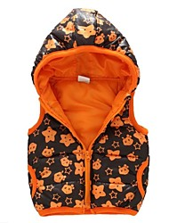BOY'S autumn and winter cotton-padded clothes vests