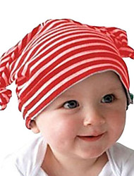 Baby Cute Earflap Caps Headdress Mushrooms Elf Baby Hat(6 Month-3Years Old)