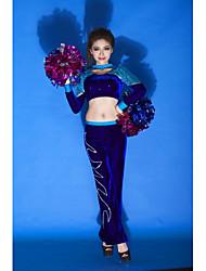 Accesorios ( Azul Oscuro , Terciopelo , Vestidos de Cheerleader ) - Vestidos de Cheerleader - para Mujer
