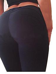 woman  Slim Sexy Hip Feet Pants Tight Leggings