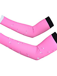 Arm Warmers BikeBreathable / Quick Dry / Ultraviolet Resistant / Anti-Eradiation / Antistatic / Sunscreen / Stretch / Limits Bacteria /